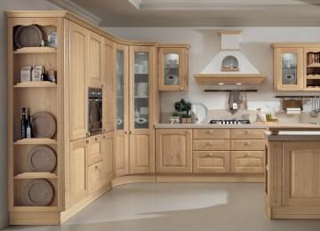 Cucina In Castagno | Cucine Artiginali Cucine Artigianali Toscane ...