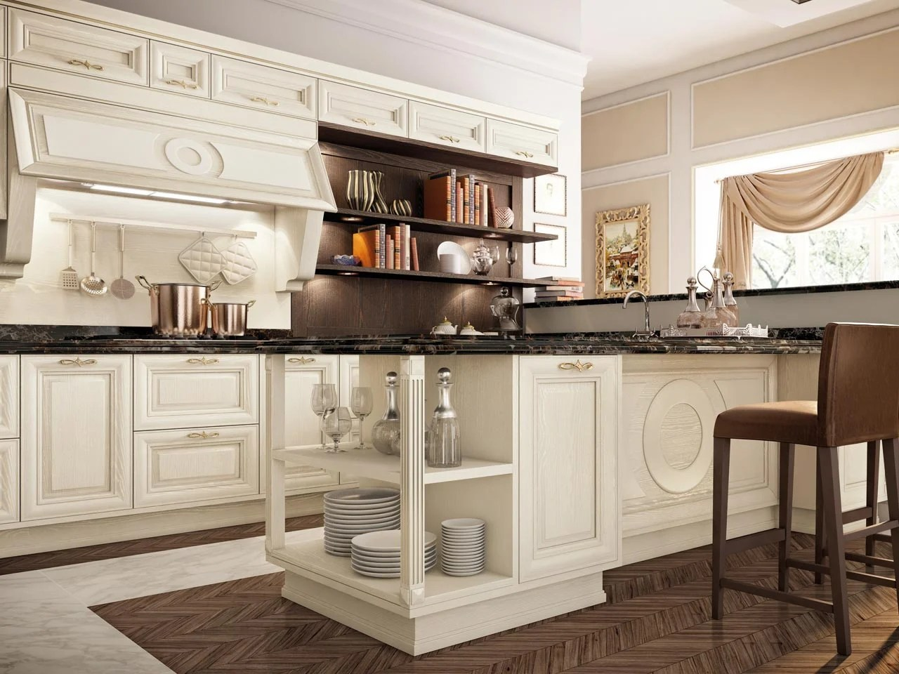 PANTHEON  Kitchen By Cucine Lube