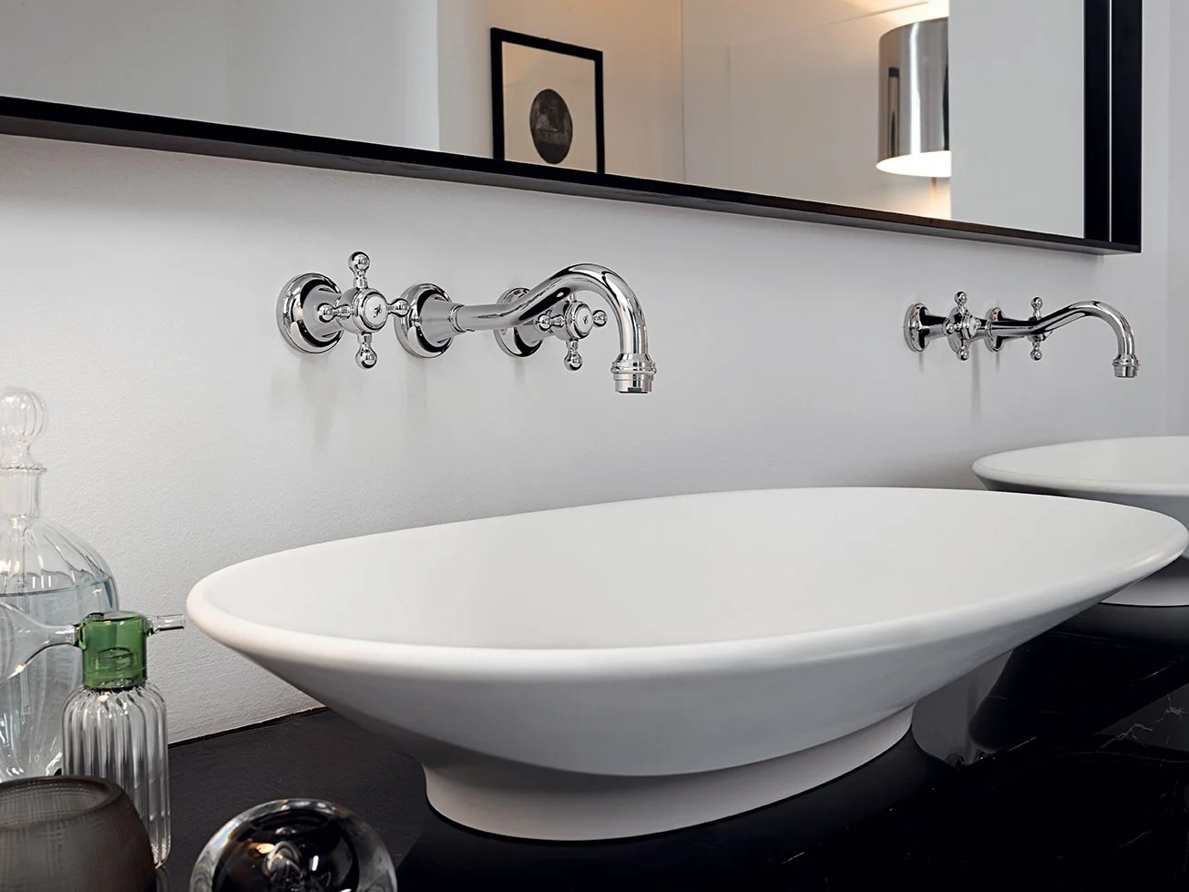 AGOR Robinet Pour Lavabo Mural By ZUCCHETTI Design