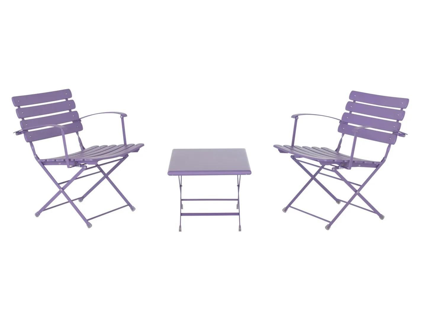 Table Basse Pliante Jardin - Boisholz