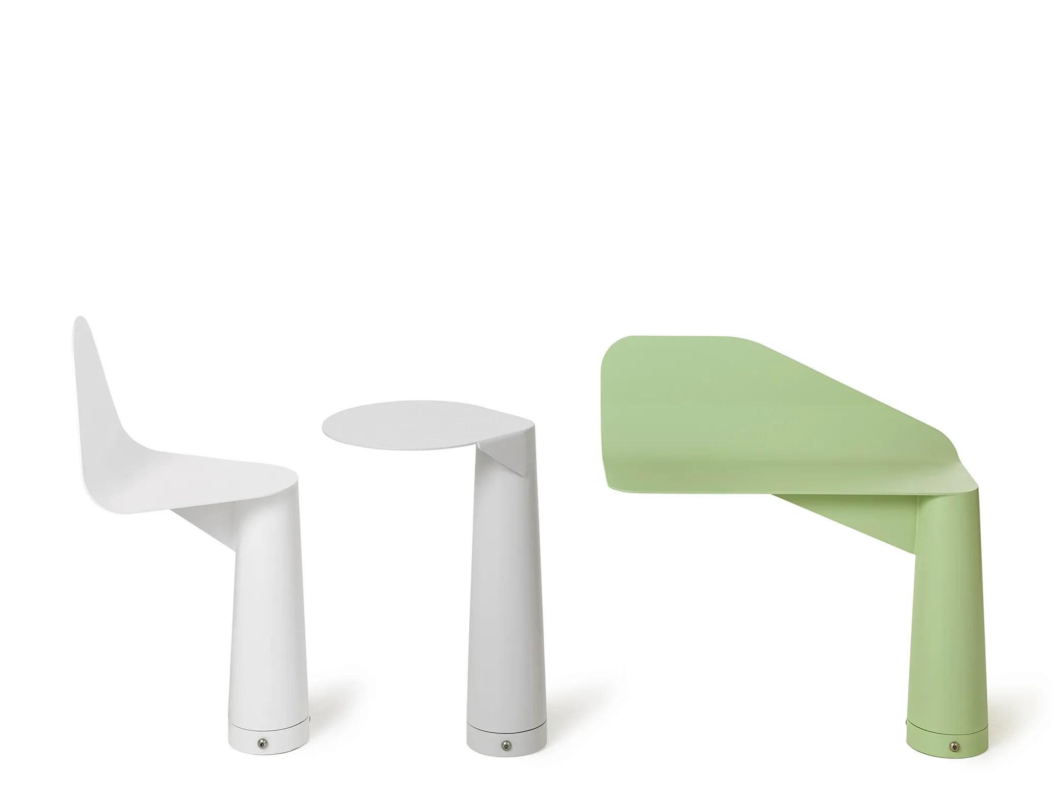 Wartezimmer Stühle Colour Up Your Office Bunte Besucherstühle