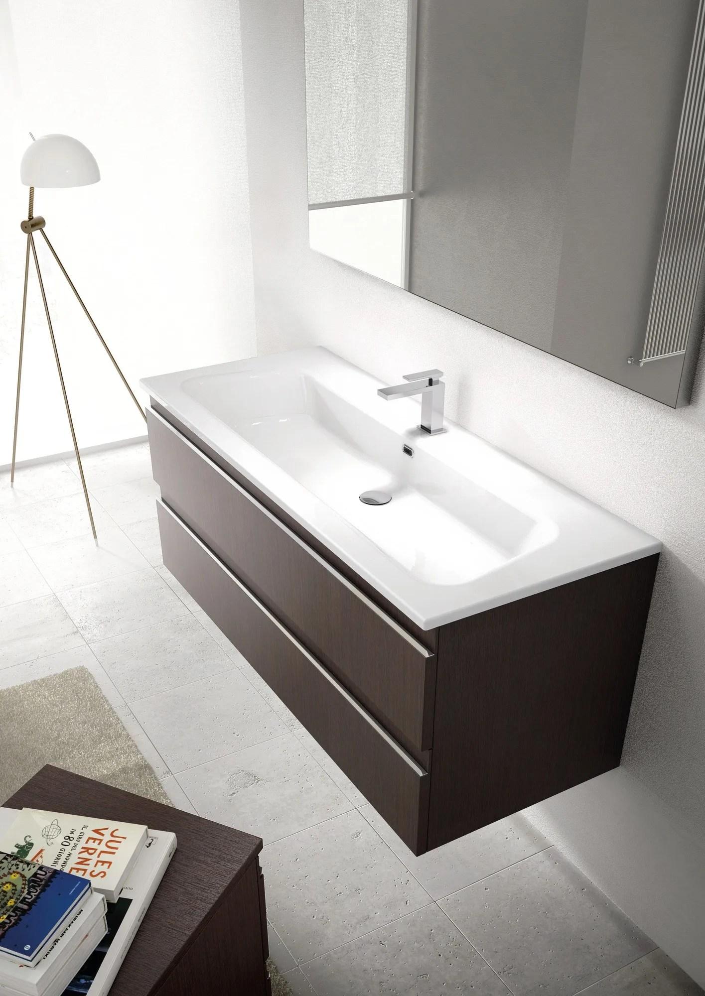 Arredo bagno completo MISTRAL COMP 06 by IdeaGroup
