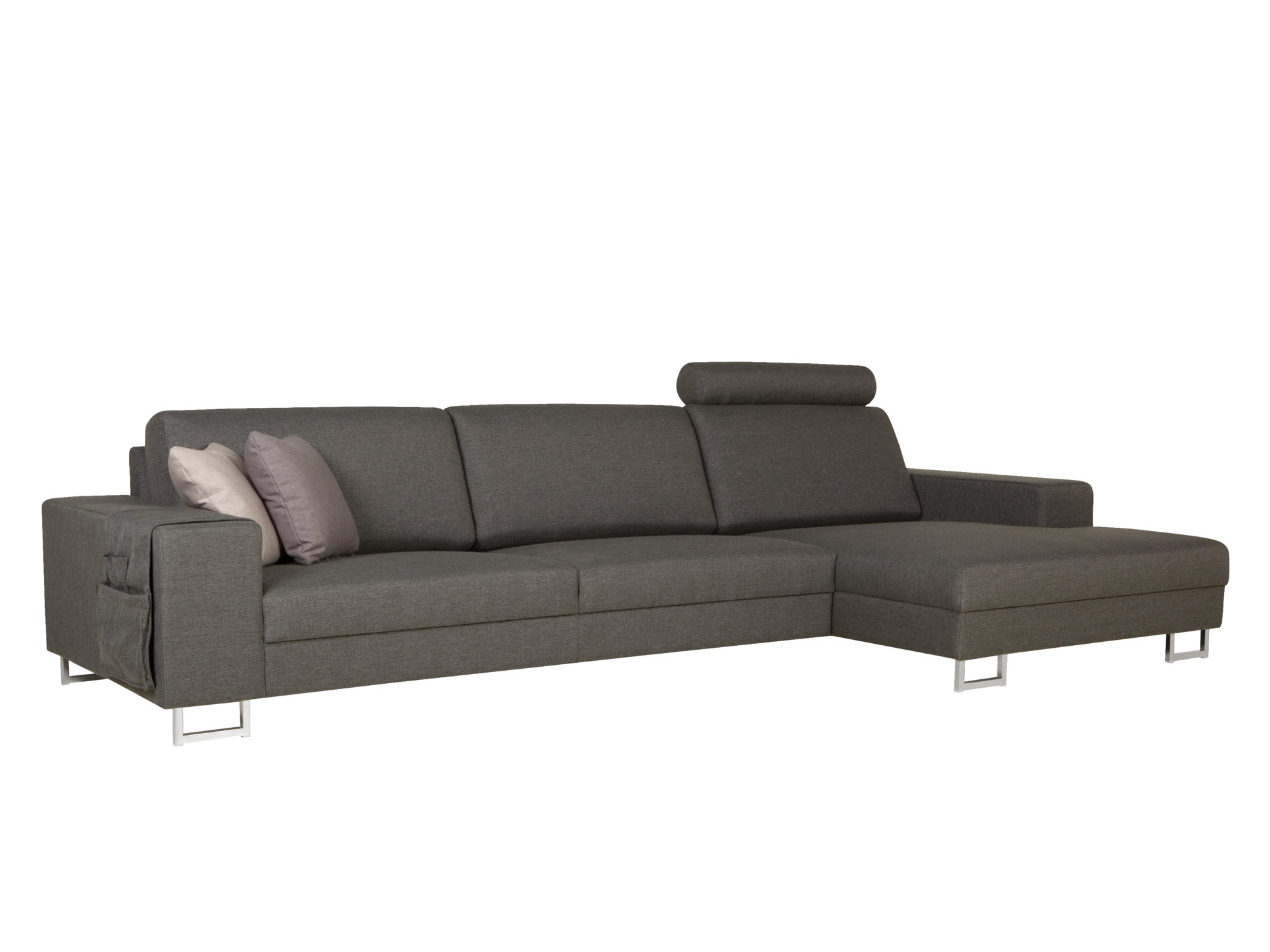 four seat sofa with chaise small rooms ideas quattro longue collection by sits