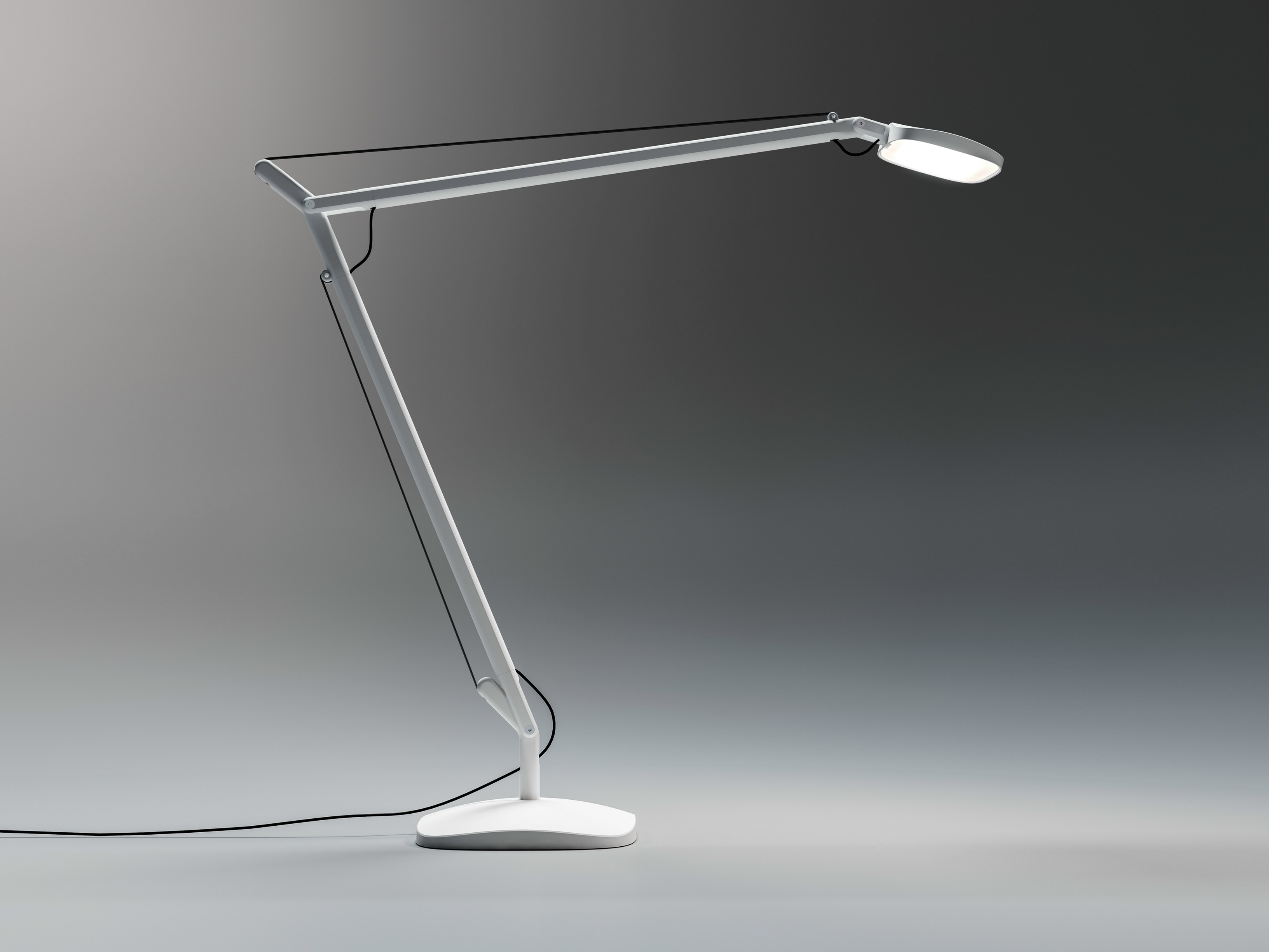 VOLE Table lamp Vole Collection by FontanaArte design Odoardo Fioravanti