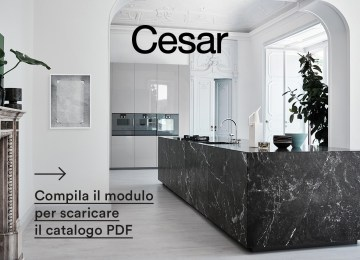 Cesar Cucine Catalogo | Cucina Con Isola N Elle Unexpected Contrast ...