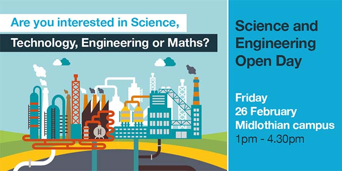 Science and Engineering Open Day