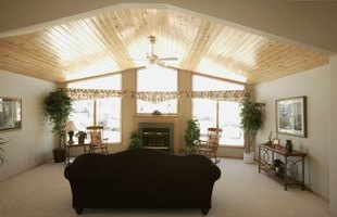 Vaulted Vs. Cathedral Ceilings (with Pictures)
