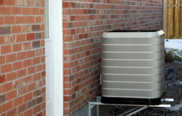 Heat Pump Air Handler Air Conditioning Unit System Diagram Barbed Wire