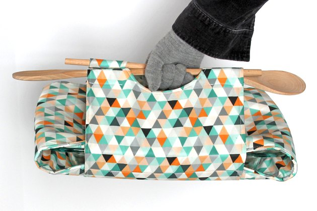 finished casserole carrier
