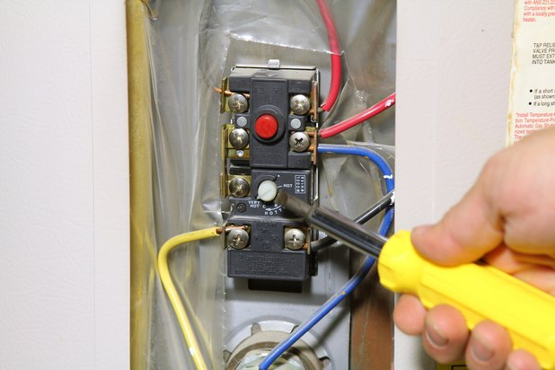 Element Water Heater Thermostat Wiring Likewise Water Heater Hot Water