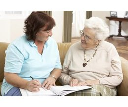Job Description of a Personal Care Assistant with