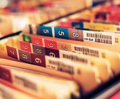Types of Filing Systems with Pictures eHow