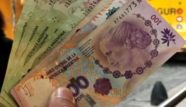 Resultado de imagen para pesos argentina