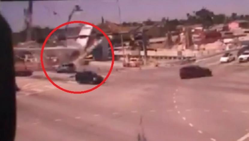 YouTube: El impactante momento del colapso del puente en Miami | VIDEO