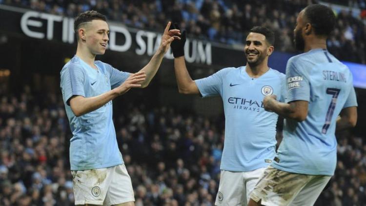 Manchester City goleó 7-0 al Rotherham United por la tercera ronda de la FA Cup: resumen del partido. (Video: YouTube - Foto: captura).