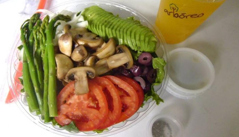 Delivery saludable Alternativas para pedir comida rica y