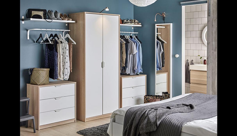 Consejos para ordenar elementos en habitaciones pequeas  Foto 1 de 7  Casa y Ms  El Comercio Per