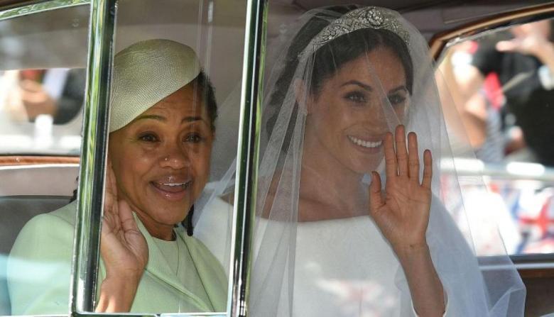 Resultado de imagen para la madre en la boda real