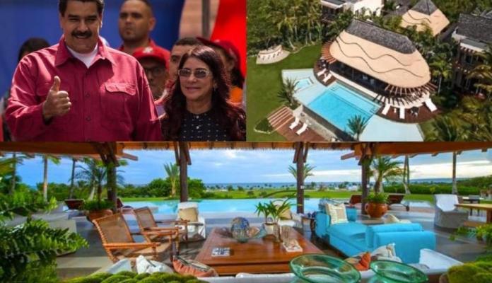Luego de que el periodista y escritor peruano Jaime Bayly revelara que el presidente de Venezuela, Nicolás Maduro, envió lejos del país a su esposa en un avión concedido por Vladimir Putin, rumbo a República Dominicana, las fotografías de la lujosa m