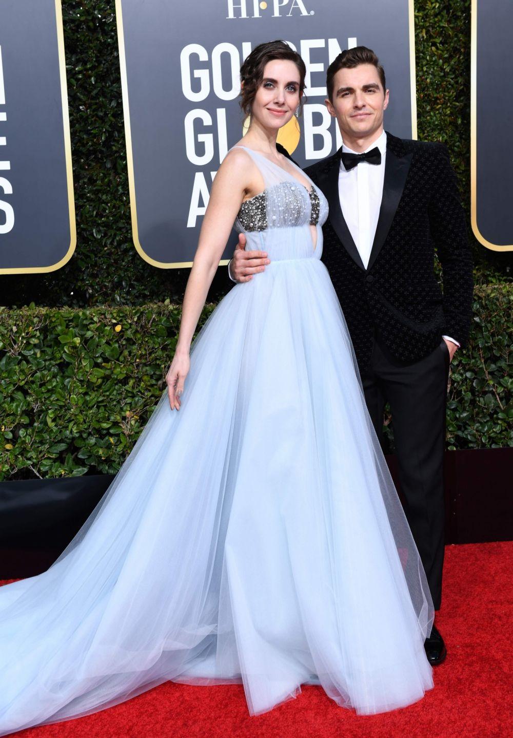 Alison Brie y Dave Franco