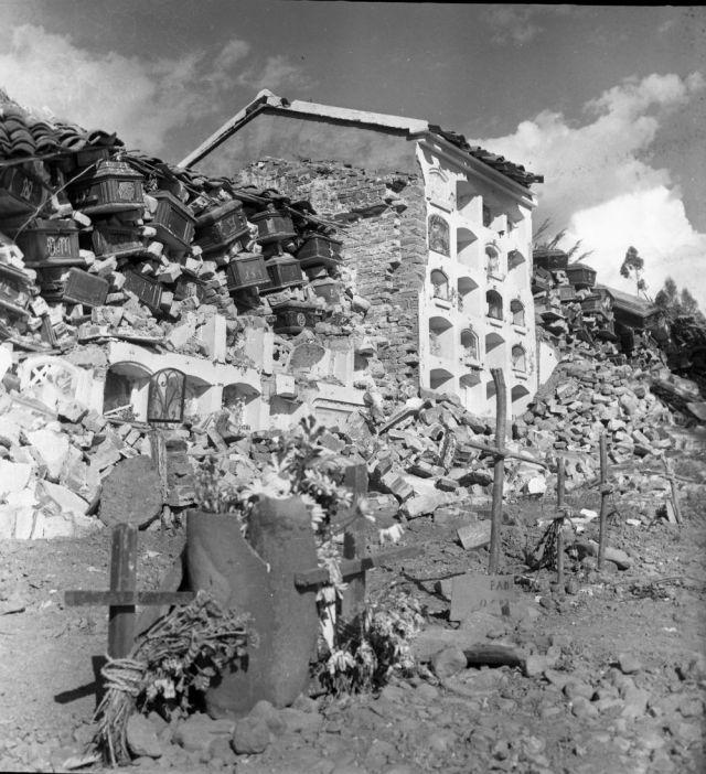 terremoto yungay