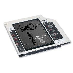 Adaptador Caddy Disco Duro Sata 2.5 Laptop 9.5mm