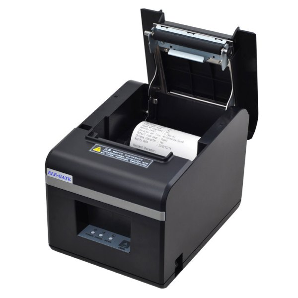 Impresora De Tickets Térmica De 80mm Corte Automático