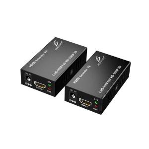 Kit De Extensores De Hdmi Utp Cat 6 1080p 60 Metros