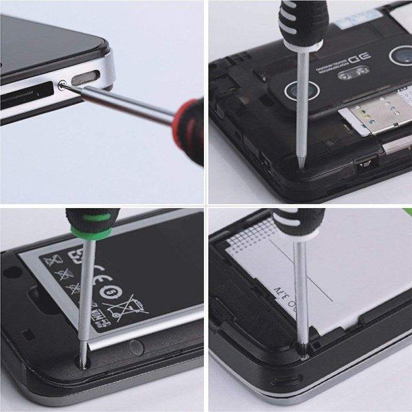 Kit Reparación Desarmadores Herramienta Celulares iPhone Tab
