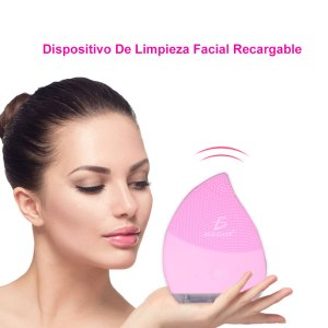 Dispositivo De Limpieza Facial Recargable Usb