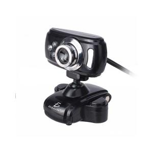 Webcam Usb Cámara Computadora Con Micrófono
