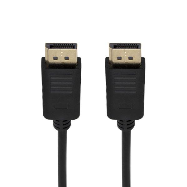 Cable Displayport Macho Macho 1.8 Mts Para Monitor Y Tv