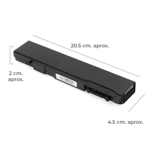 Bateria Laptop Compatible Toshiba Pa3356u Pa3456u