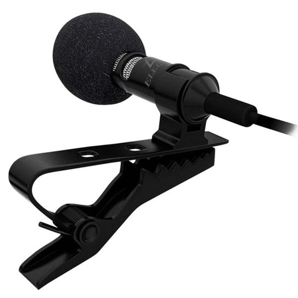 Collar Metalical Teléfono Micrófono 3.5Mm Jack Mano Libre