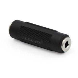 Adaptador Jack Hembra 3.5mm A Conector Hembra 35.mm