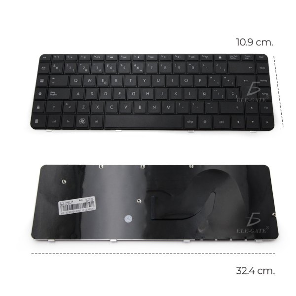 Teclado Laptop Compatible Hp Compaq G56 G62 Cq56 Cq62 100 200 300 400 Español