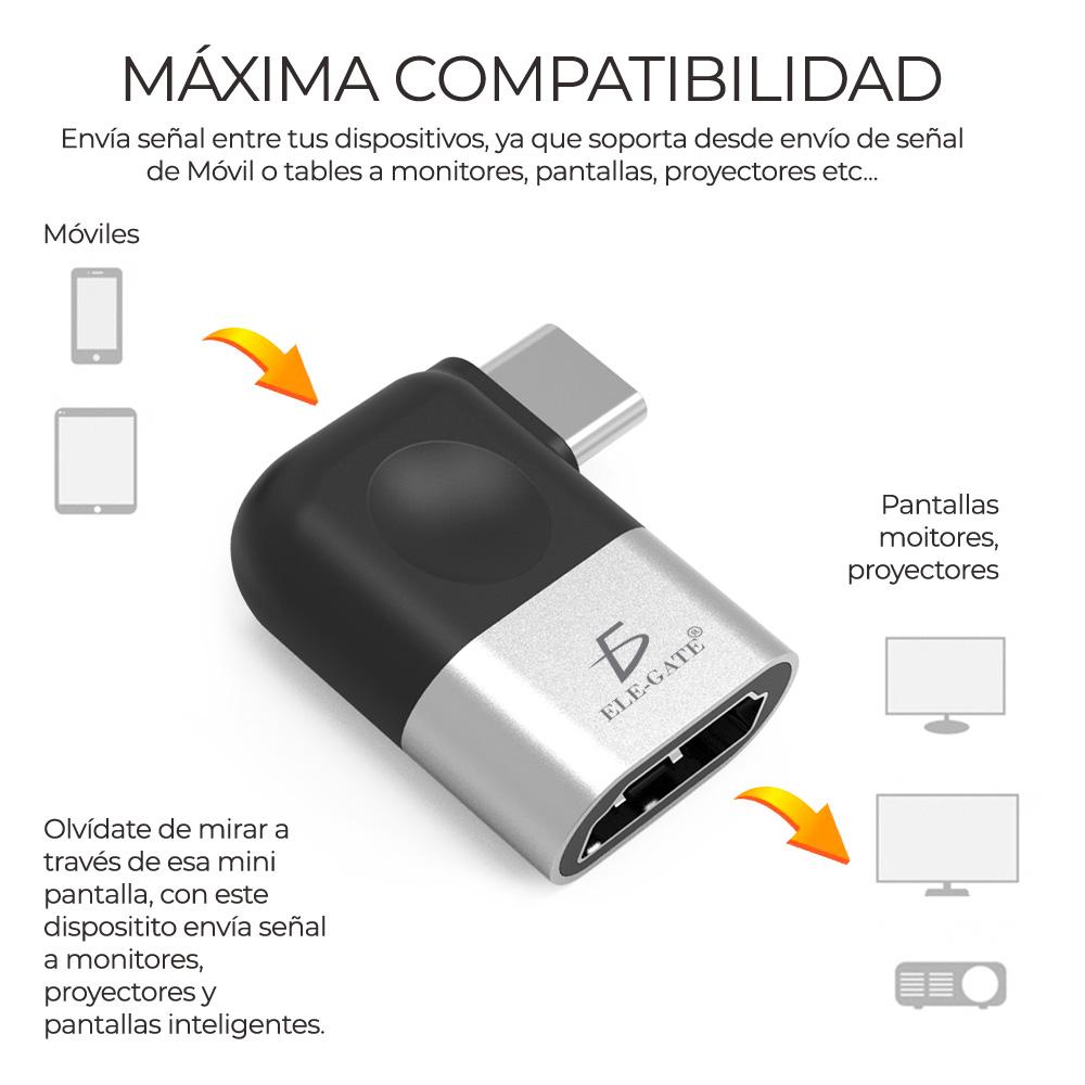 compatibilidad de el adaptador