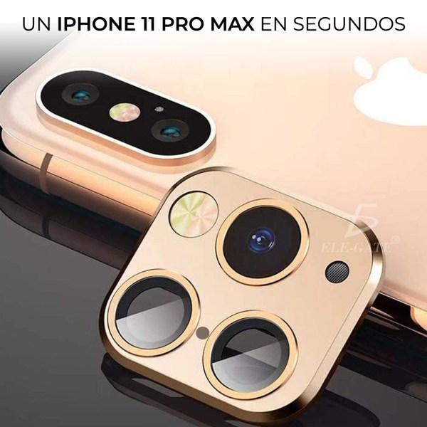Mica 5d Simulador Camara iPhone XS Max A iPhone 11 Pro Max