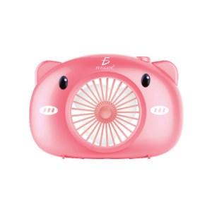 Mini Ventilador Personal Forma de Puerco