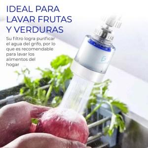 Filtro Purificador De Agua Domestico Fácil Instalación