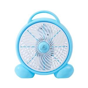 Ventilador de Pared y de Piso Plástico forma de Pitufos