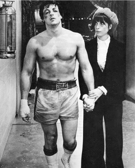 Rocky is Not a Sports Story (But Wow, What a Love Story). | elephant journal