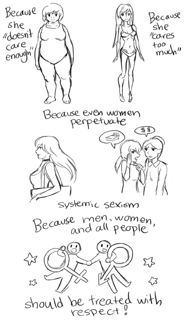 Sexism, the Cartoon (in the Wake of Santa Barbara