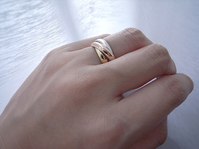 What I Did With My Exs Cartier Promise Ring Elephant