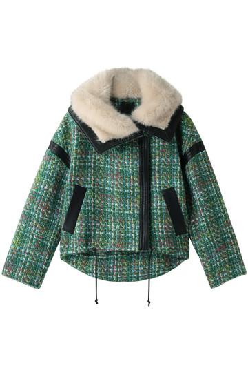 AULA アウラ ROVING TWEEDジャケット