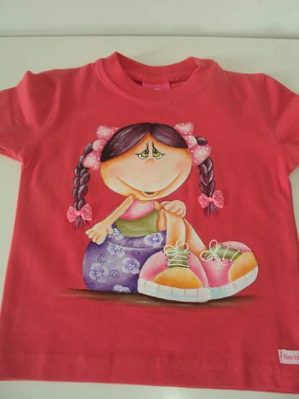 Camiseta Infantil no Elo7  VANESSA ARAUJO 2F5CDB