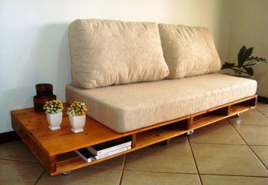 Pallet Sofa Pallet Furniture Plans