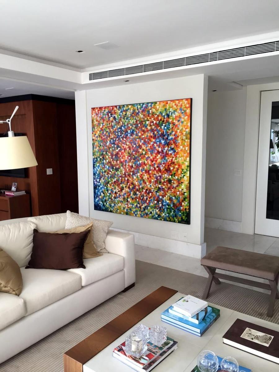 quadro decorao sala 170x180 Cod 994 no Elo7  QUADROS
