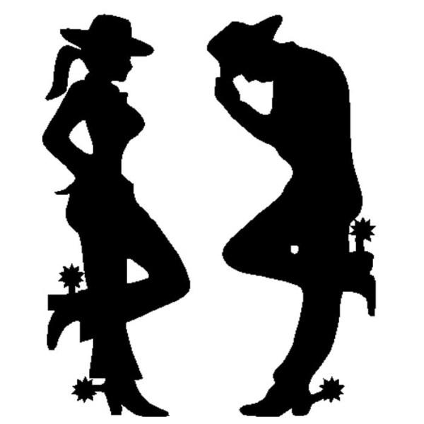 skin adesivo country cowboy casal