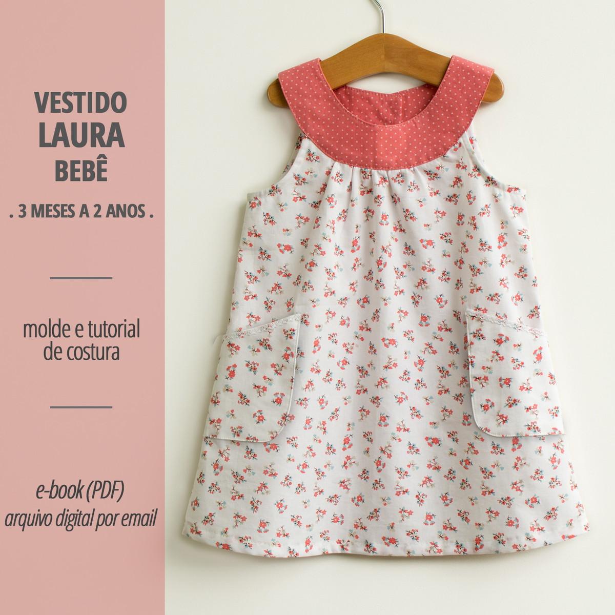 Vestido Laura Bebe